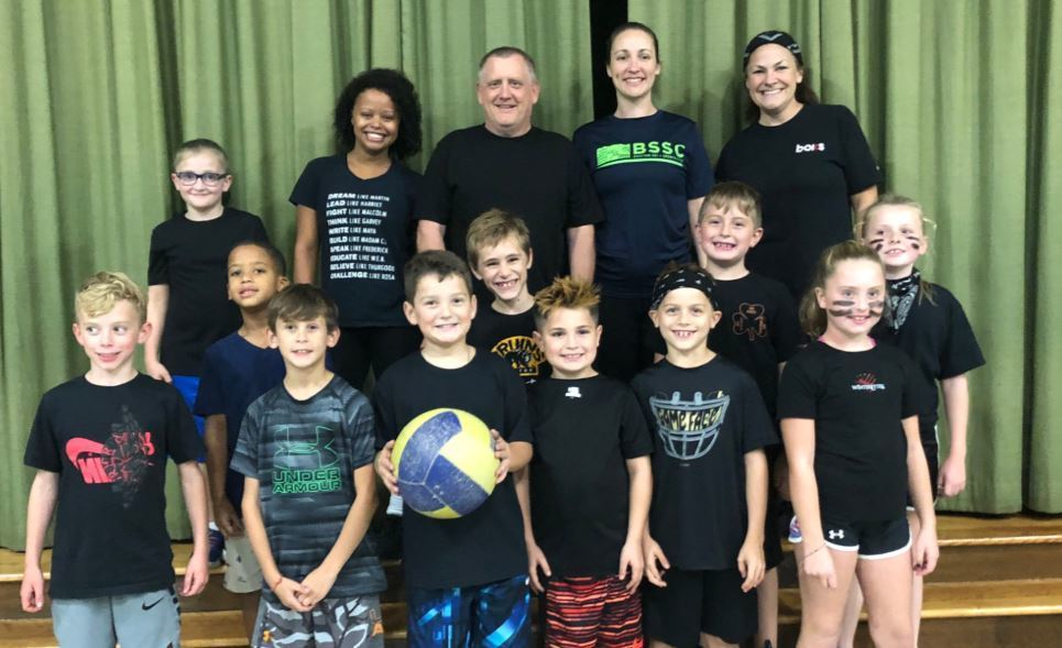 Esten gives back through Volleyball Charity Game