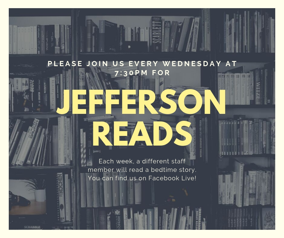 Jefferson Reads!
