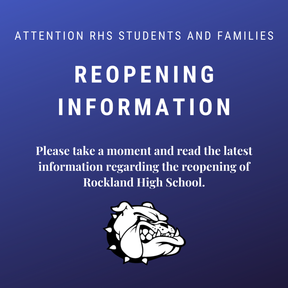 RHS Update from Principal Harrison