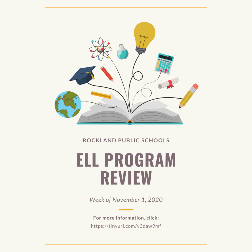 ELL Program Review