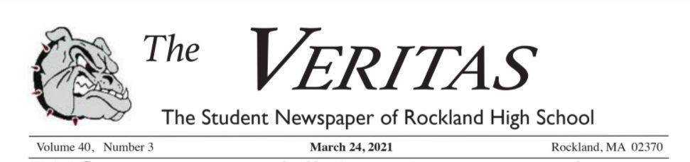 The Veritas: March Edition