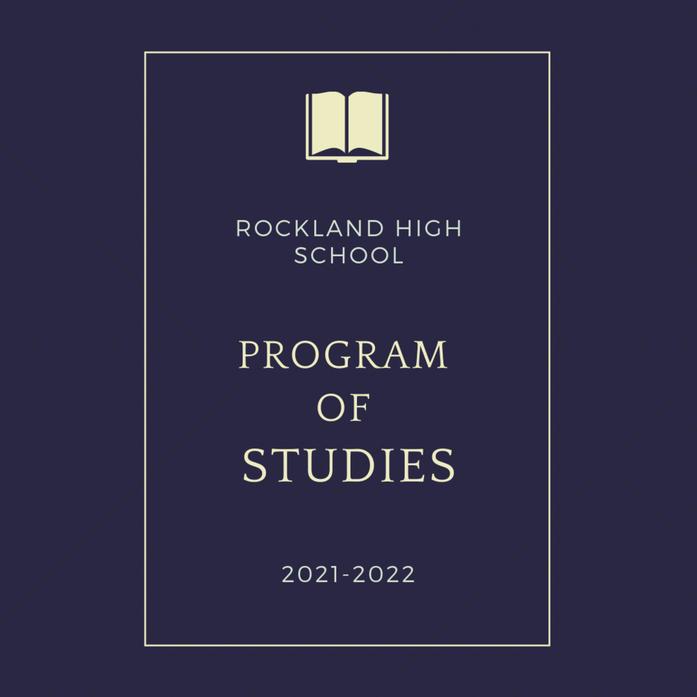 Program of Studies 2021-2022 School Year