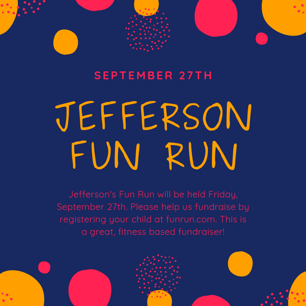 Jefferson Fun Run