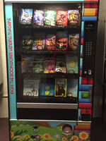 Memorial Park's Ribbon Cutting Ceremony for the Book Vending Machine