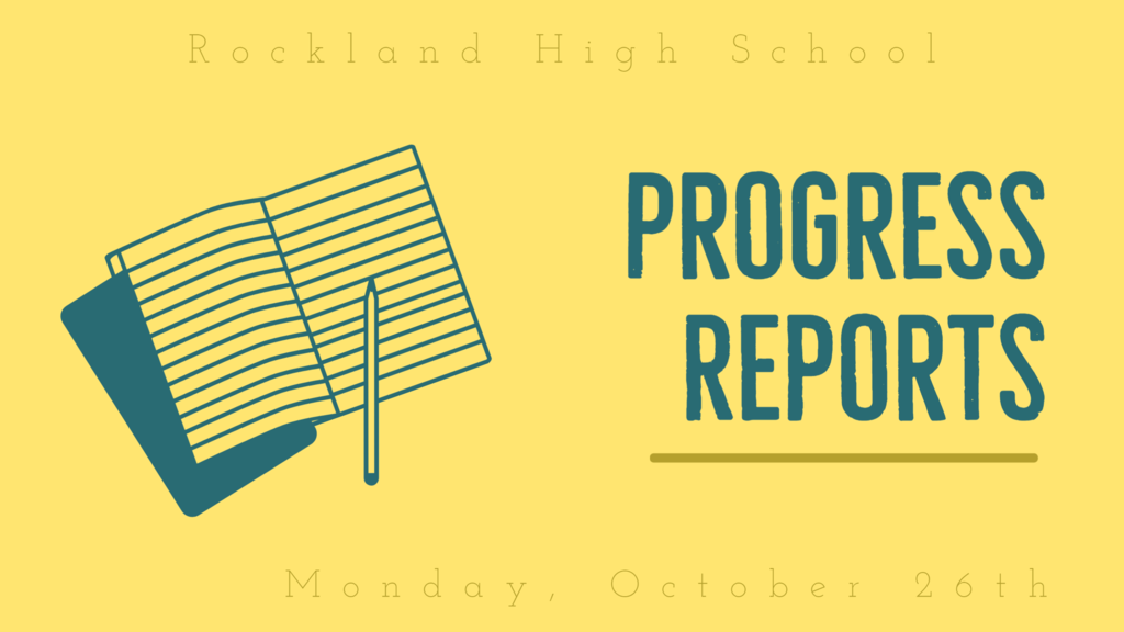 RHS Term 1 Progress Reports