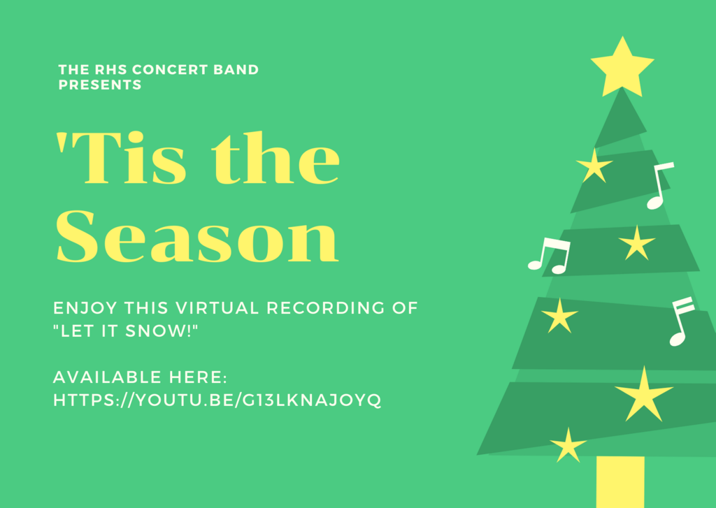 'Tis the Season Virtual Recording
