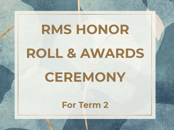 Term 2 Honor Roll